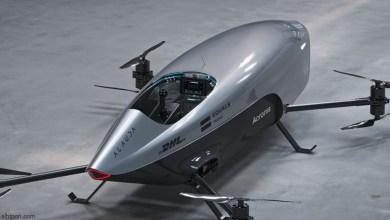 شاهد: أول سيارة سباق كهربائية طائرة - صحيفة هتون الدولية