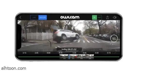 كاميرا ذكية للسيارات - صحيفة هتون الدولية
