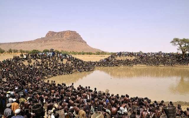 شاهد: بحيرة في مالي يتم فيها الصيد يوم واحد في العام - اقرأ المزيد من صحيفة هتون الدولية