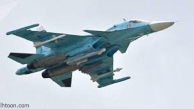 شاهد: لحظة اعتراض مقاتلان روسيتان طائرة حربية فرنسية - صحيفة هتون الدولية