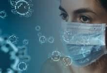 قناع جديد يمنع انتقال فيروس كورونا