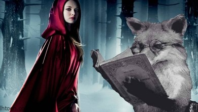 قصة ليلى والذئب.. رواية خيالية -صحيفة هتون الدولية-