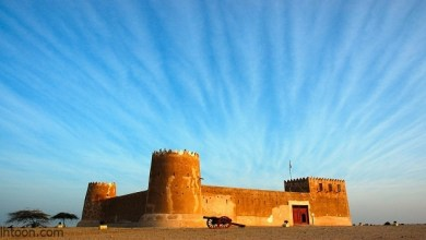 قلعة الزبارة حصن منيع ومنجم تاريخي -صحيفة هتون الدولية-