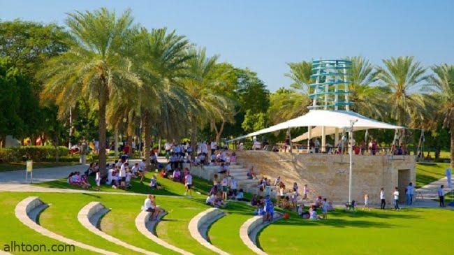"""حديقة """"زعبيل"""" في دبي"""