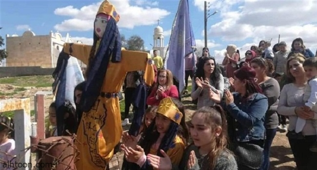 """الجمعية الثقافية السريانية تحتفل """"بحانو قريثو"""""""