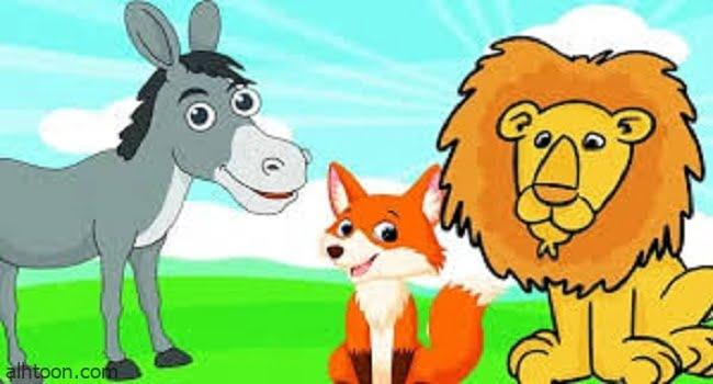 الذئب والحصان الجائع حكايات للاطفال -صحيفة هتون الدولية-