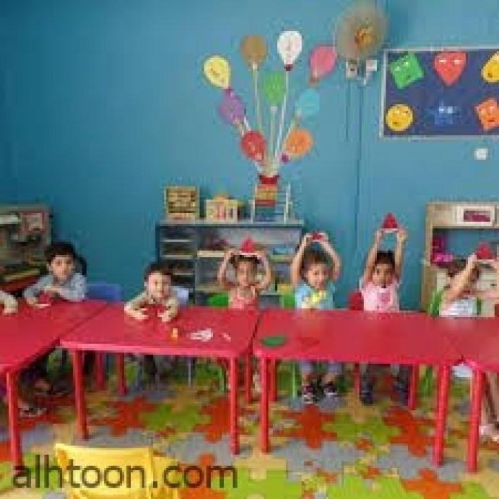 أفضل ديكورات حضانات الاطفال المثيرة  -صحيفة هتون الدولية