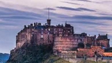 قلعة أدنبرة.. أهم مكان تاريخي في اسكتلندا - صحيفة هتون الدولية