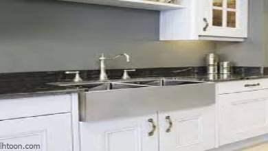 أحدث أشكال أحواض المطبخ - صحيفة هتون الدولية