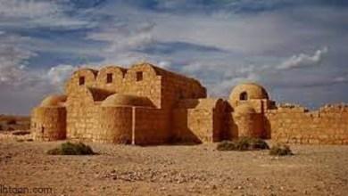 قصر عمرة .. تحفة معمارية إسلامية في صحراء الأردن - صحيفة هتون الدولية