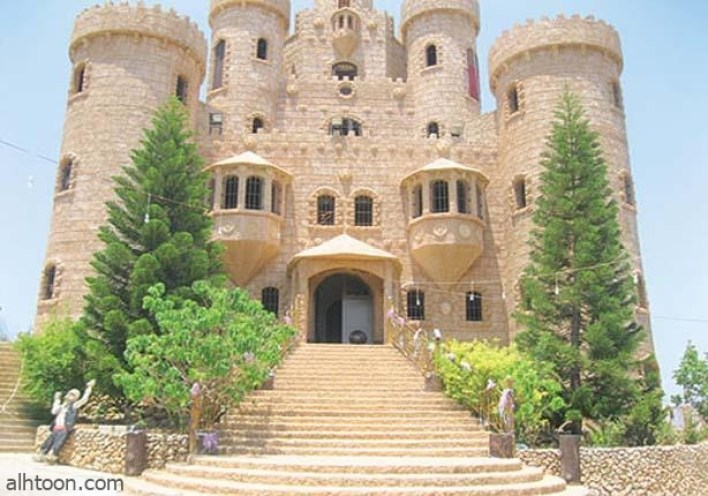 قلعة موسى «المعماري» بناها صاحبها بمفرده  -صحيفة هتون الدولية