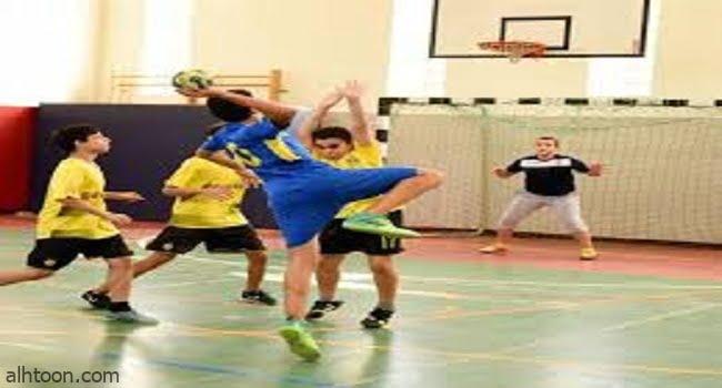 ممارسة كرة اليد للاطفال تجعلها الرياضة الأكثر ملائمة -صحيفة هتون الدولية-