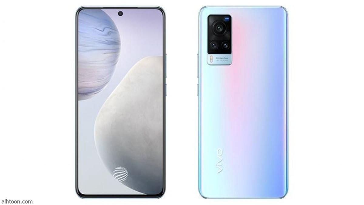 """كشفت شركة الهواتف الصينية فيفو، يوم السبت، النقاب عن هاتف """"vivo X60t"""" الذي ينطلق بواسطة"""
