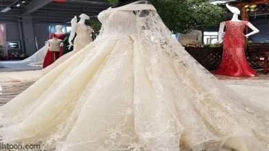 فساتين زفاف إغريقية لعروس 2021