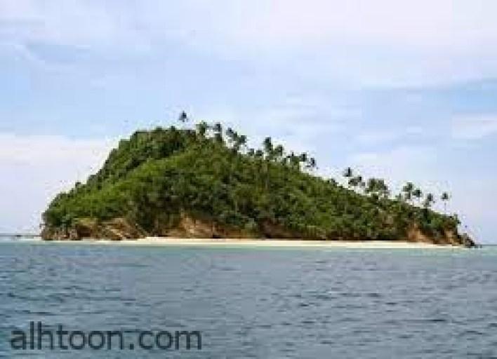 اهم الجزر ذات الشكل الفريد من نوعه  -صحيفة هتون الدولية