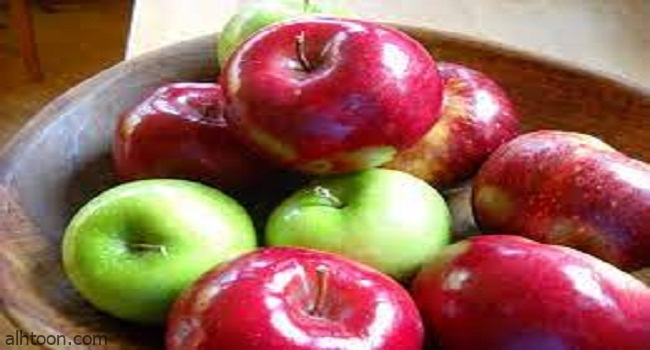 فوائد التفاح في السحور -صحيفة هتون الدولية