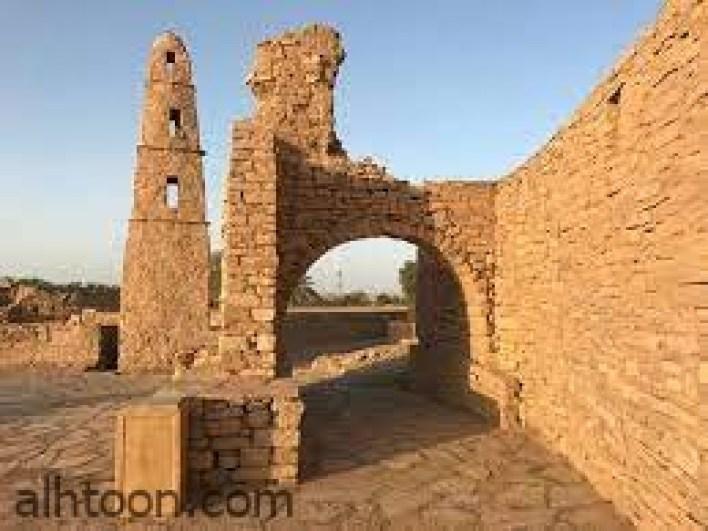 مسجد عمر بن الخطاب أهم المساجد التاريخية في المملكة -صحيفة هتون الدولية