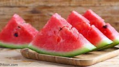 فوائد البطيخ الصحية المذهلة -صحيفة هتون الدولية