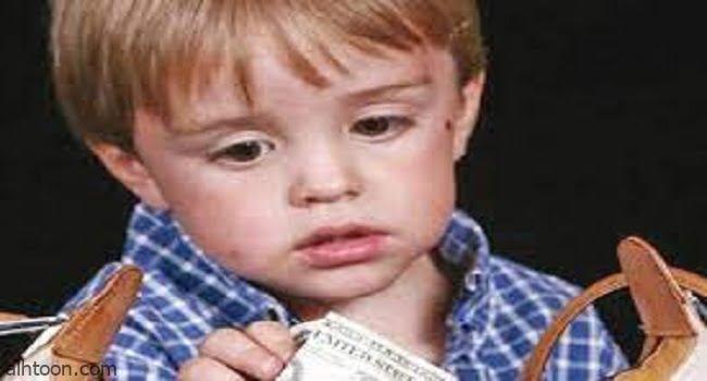 ابني يسرق ماذا أفعل ؟ -صحيفة هتون الدولية