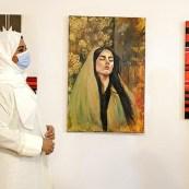 فنون المدينة تفتتح معرض (سكينة) - صحيفة هتون الدولية