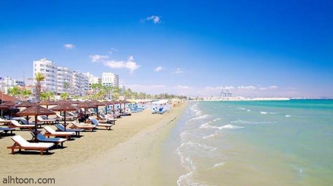 السياحة في لارنكا القبرصية