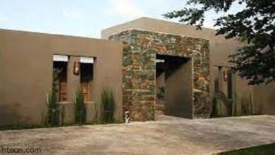 واجهات من منازل ريفية -صحيفة هتون الدولية