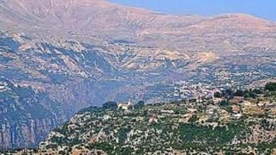 عجائب الطبيعة في لبنان الفاتنة -صحيفة هتون الدولية
