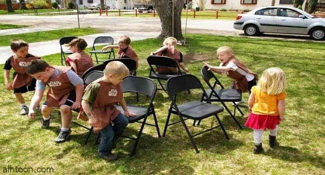 لعبة الكراسي الموسيقية للأطفال -صحيفة هتون الدولية