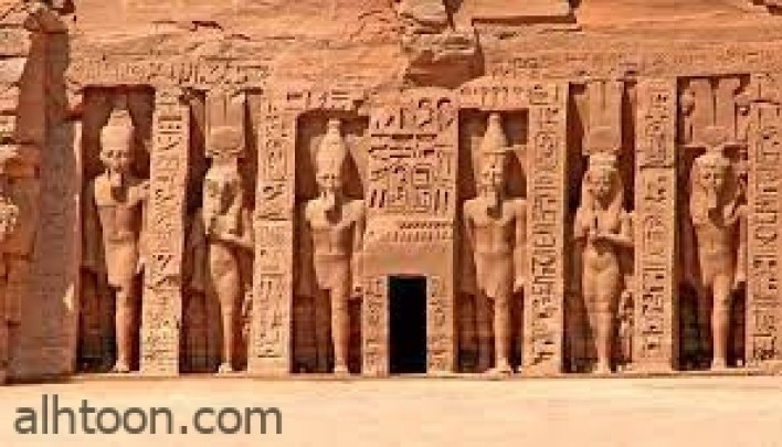 معبد أبوسمبل ظاهرة مصرية فريدة -صحيفة هتون الدولية-