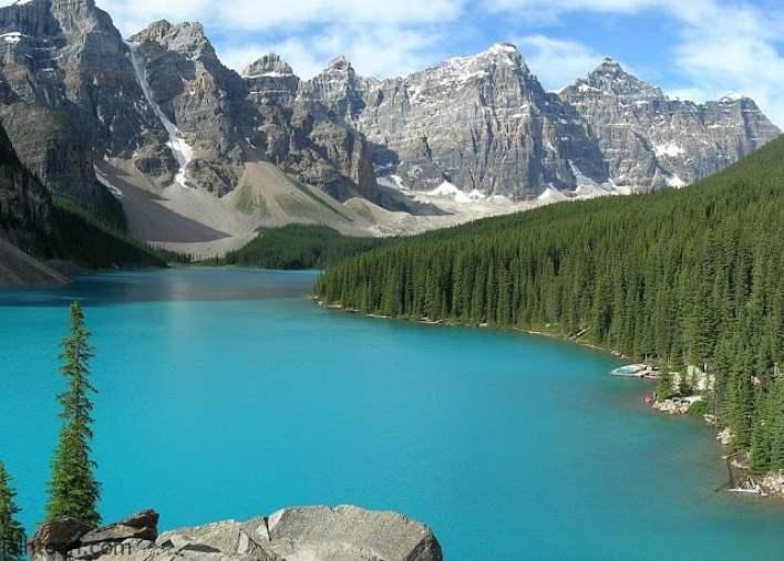 أجمل البحيرات في كندا -صحيفة هتون الدولية