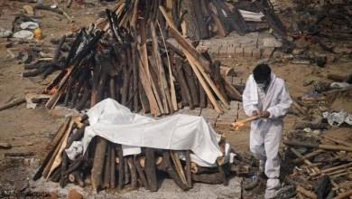فيضانات تنبش قبور ضحايا كورونا بالهند - صحيفة هتون الدولية