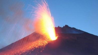 فيديو: بركان إتنا يثور من جديد - صحيفة هتون الدولية