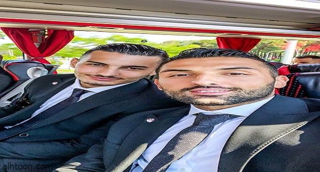 شاهد: لاعب تركي يسقط من حافلة - صحيفة هتون الدولية