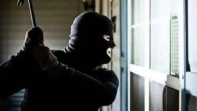 شاهد: لص يهرب من الشرطة - صحيفة هتون الدولية
