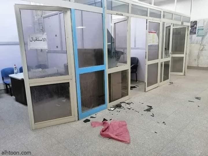 شاهد: اعتداء أشخاص على ممرض بالأردن - صحيفة هتون الدولية