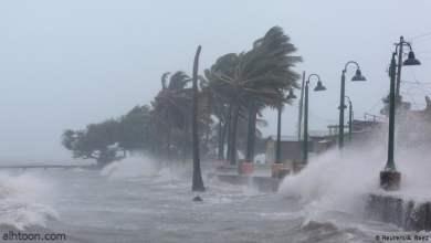 شاهد: إعصار قوي يدمر المنازل - صحيفة هتون الدولية