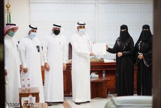 جمعية سر الفن البصري بالقريات تتسلم شهادة تسجيلها