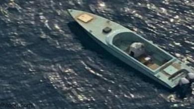 شاهد: قارب يعلق على حافة سد مائي - صحيفة هتون الدولية