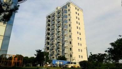 شاهد: بناء برج سكني في 28 ساعة - صحيفة هتون الدولية
