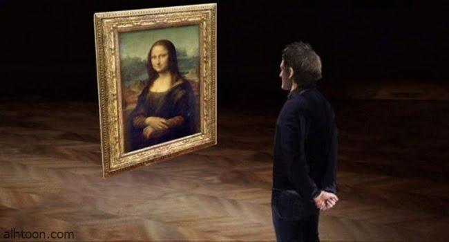 """لوحة """"موناليزا هيكينج"""" للبيع"""