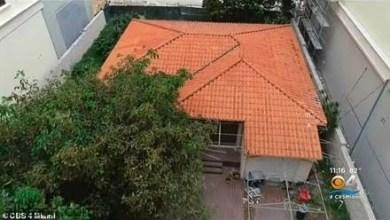 شاهد: طوفان يغرق منزل - صحيفة هتون الدولية