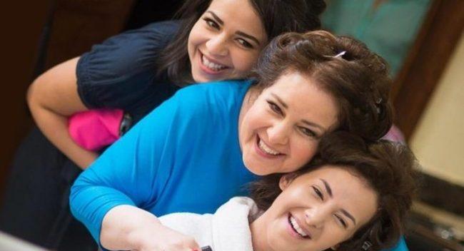 إيمي سمير غانم تقلق جمهور والدتها - صحيفة هتون الدولية