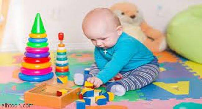 نشاط منزلي يومي للأطفال عمر السنة -صحيفة هتون الدولية