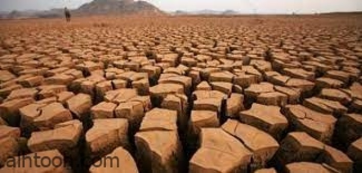 نوبات الجفاف وأثارها -صحيفة هتون الدولية