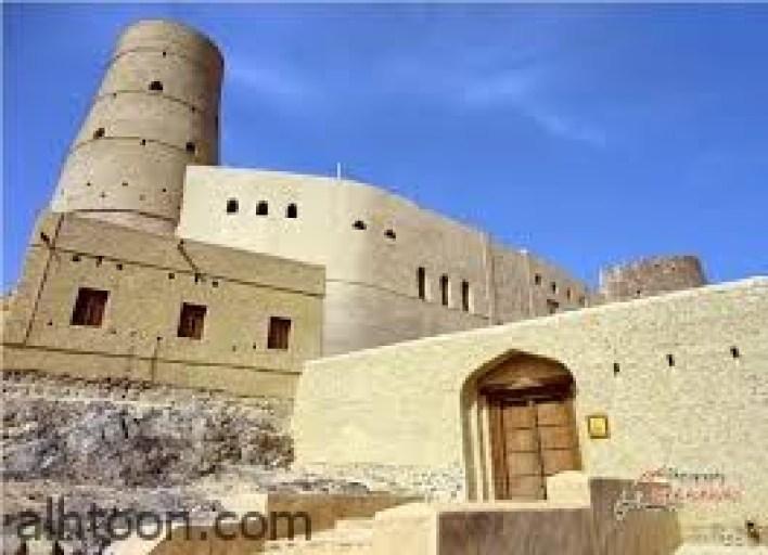 قلعة بهلاء .. قصة مع التاريخ -صحيفة هتون الدولية