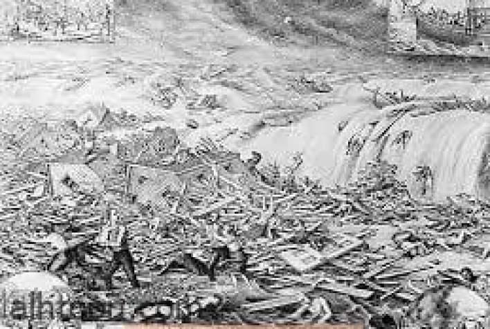 أقوى الأعاصير على مر التاريخ -صحيفة هتون الدولية