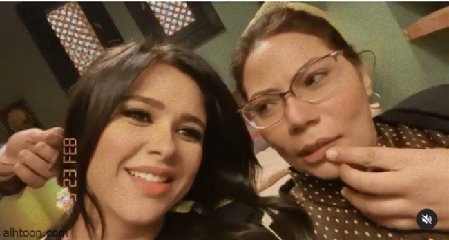 فنانة مصرية تدافع عن ياسمين عبد العزيز - صحيفة هتون الدولية