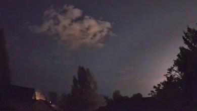 شاهد: نيزك يحول سماء آيداهو من نهار إلى ليل - صحيفة هتون الدولية