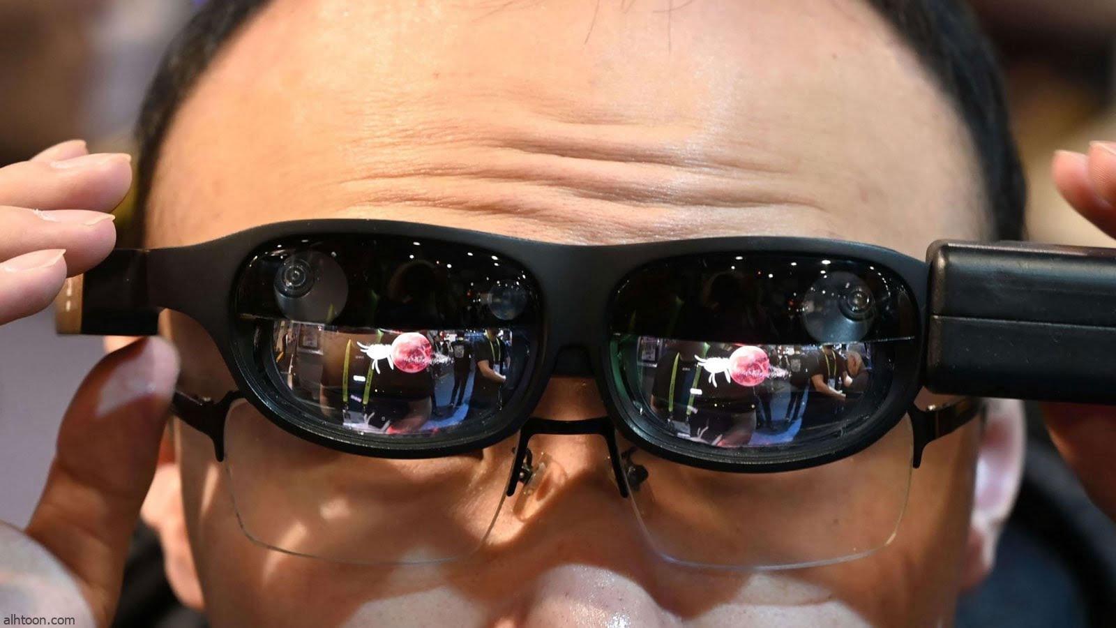 مواصفات جديدة للنظارة الذكية - صحيفة هتون الدولية