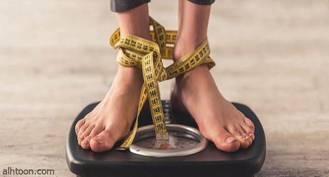 مشكلة انخفاض الوزن بدون رجيم